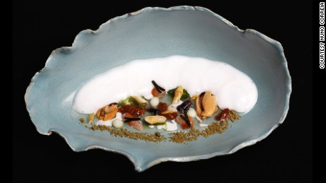 Some 70% of Belcanto's menu consists of seafood sourced locally.