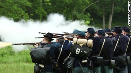 Gettysburg National Parks Military Living History Civil War Travel NPS100 AR ORIGWX_00000511