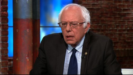 Bernie Sanders vote Hillary Clinton newday_00000000.jpg
