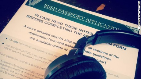 Brits search for Irish passports after Brexit