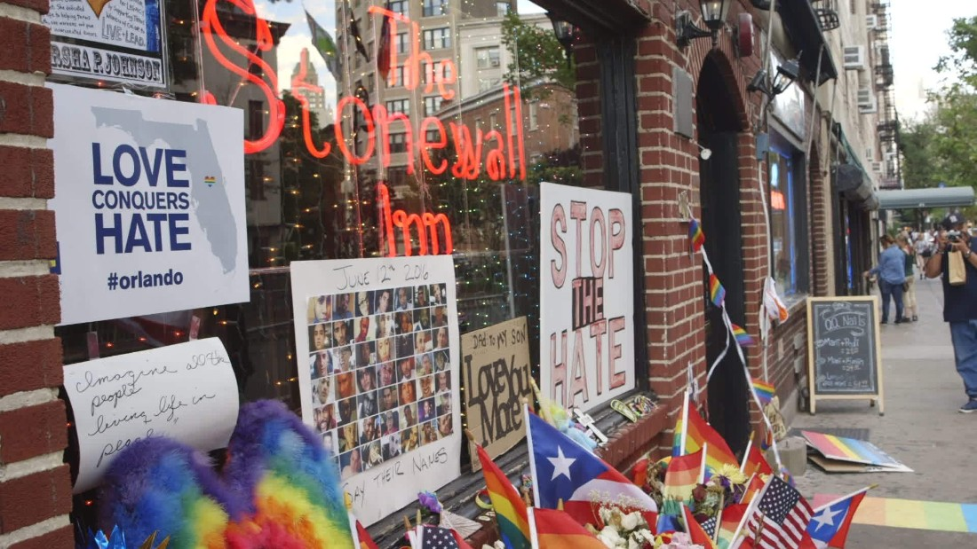 Obama names first national monument to LGBT rights