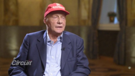 Watch: Niki Lauda on the European Grand Prix