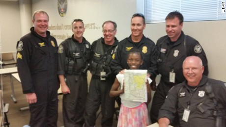 "Elizabeth Smiley is the daughter of the late Atlanta Police Department Officer Shawn Smiley, one of the officers killed in an Atlanta police helicopter crash in November 2012. On her most recent birthday on Tuesday, June 21, her ""uncles in blue"" -- members of the helicopter unit who worked with her father -- surprised her with an iPad."