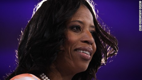 U.S. Rep. Mia Love (R-UT) speaks during the Conservative Political Action Conference (CPAC) March 3, 2016 in National Harbor, Maryland. The American Conservative Union hosted its annual Conservative Political Action Conference to discuss conservative issues.