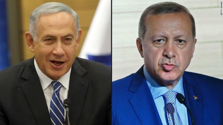 Netanyahu: Normalização de laços entre Israel e Turquia vai impulsionar economia