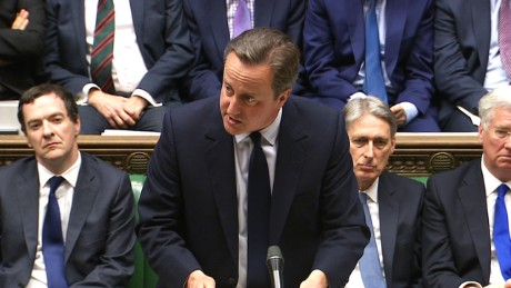 David Cameron talks Brexit