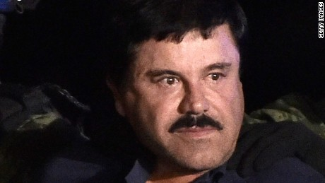 Who's taken over for El Chapo?