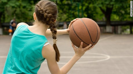How to keep girls in the game after puberty