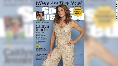 sports illustrated caitlyn jenner cover
