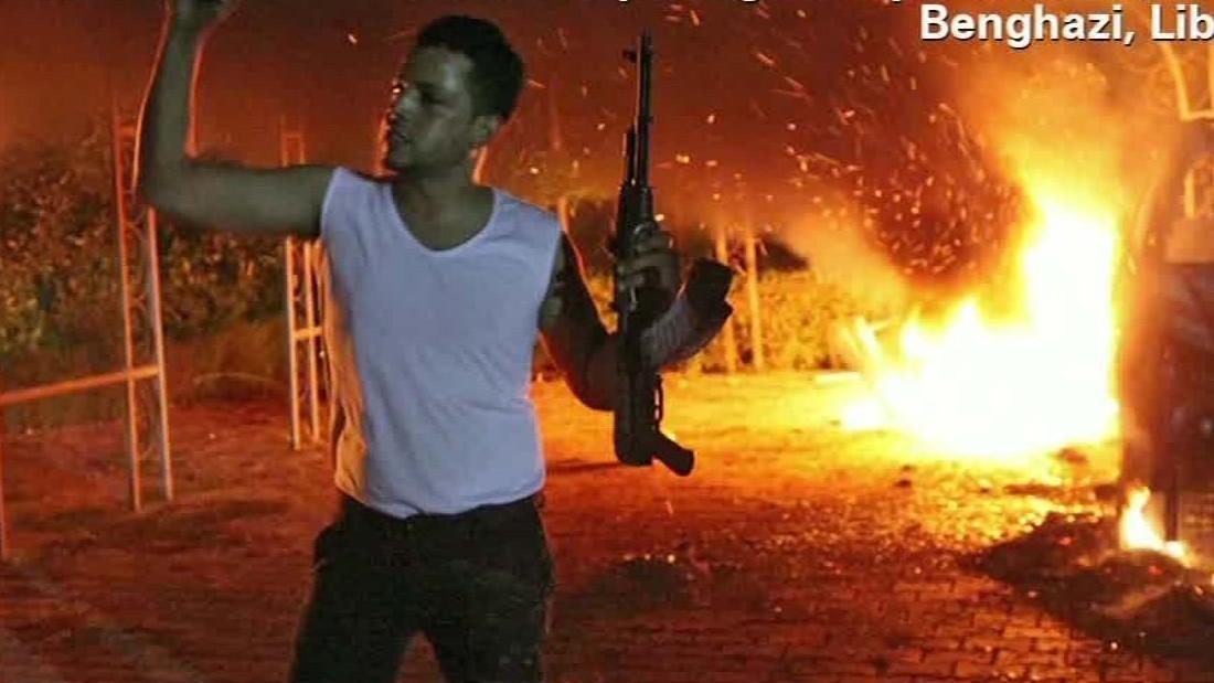 Benghazi scandal