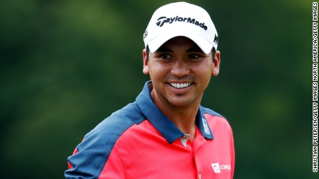 OAKMONT, PA - JUNE 15:  Jason Day of Australia waits on the practice range during a practice round prior to the U.S. Open at Oakmont Country Club on June 15, 2016 in Oakmont, Pennsylvania.  (Photo by Christian Petersen/Getty Images)