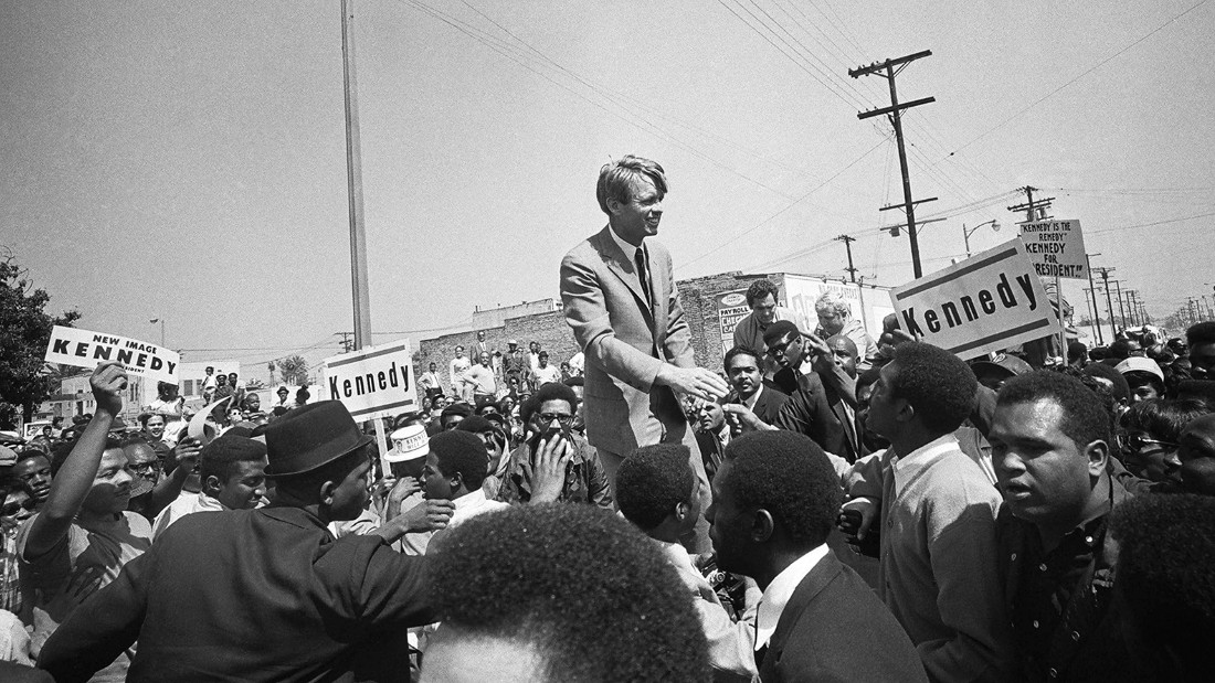 A witness to history: 50 years of presidential politics