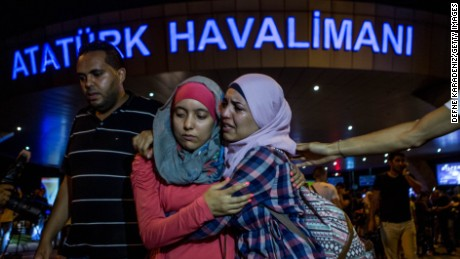 Why we forget Muslim terror victims