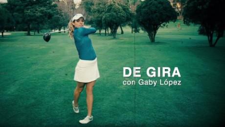 cnnee vive golf  de gira con gaby lopez_00002826