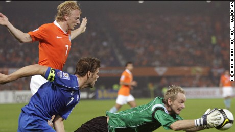 Gunnleifur Gunnleifsson just missed out on a place in the Iceland squad for Euro 2016.