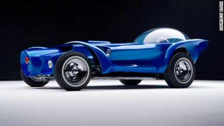 10 incredible custom cars from the world's most extreme gear heads