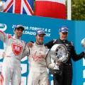 Formula E Battersea 2015 winners