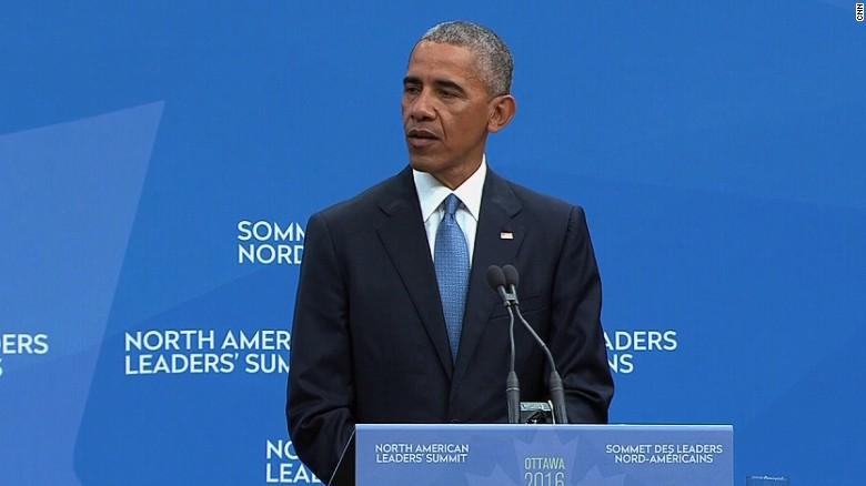 Obama: U.S. offering assistance to Turkey
