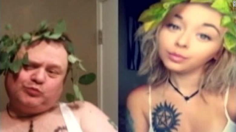 dad viral selfies copy daughter pkg_00003807