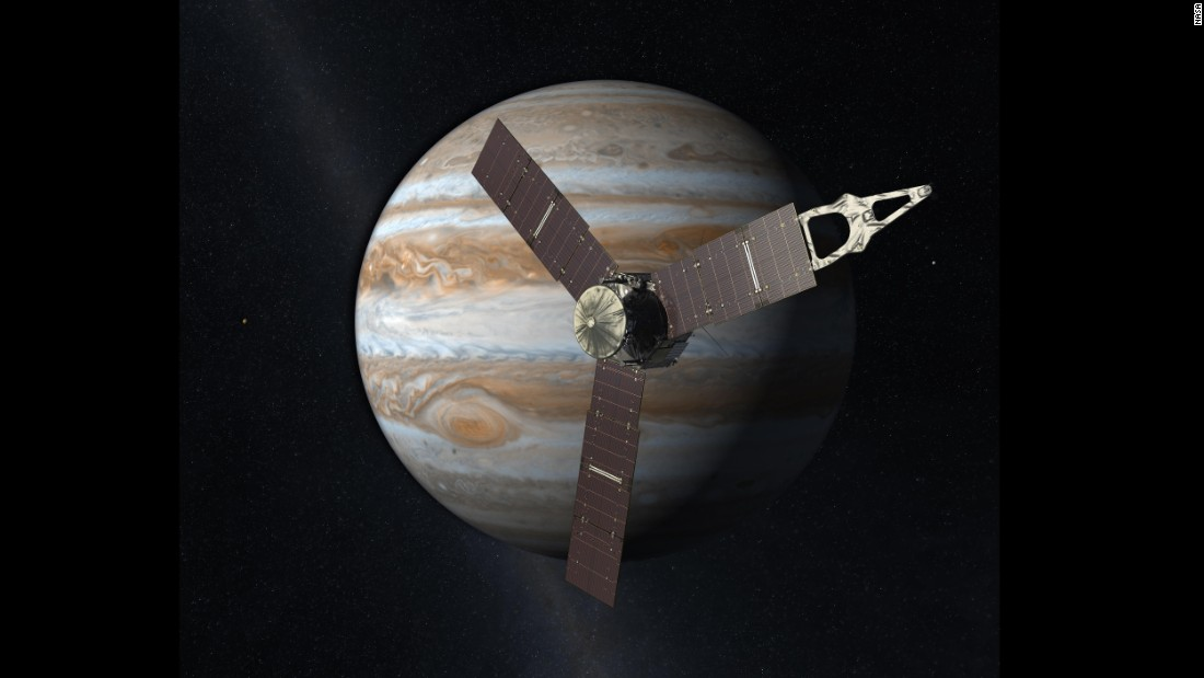 spacecraft to jupiter -#main