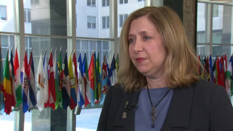 State Department releases human trafficking report