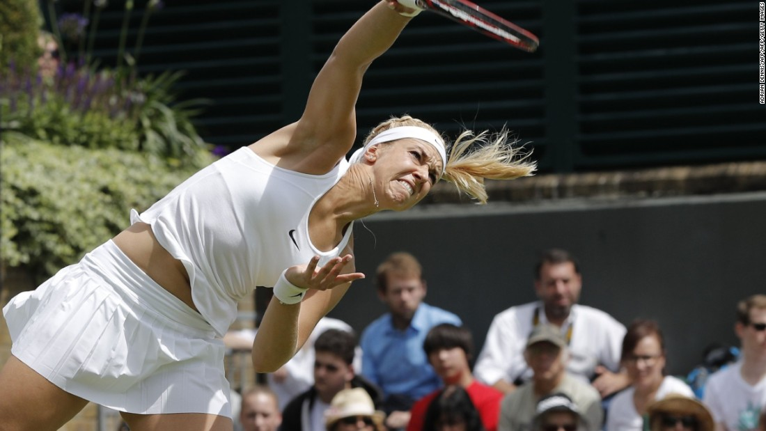 Germany's Sabine Lisicki refused to wear the new design, which some of her fellow players have said makes them feel uncomfortable.