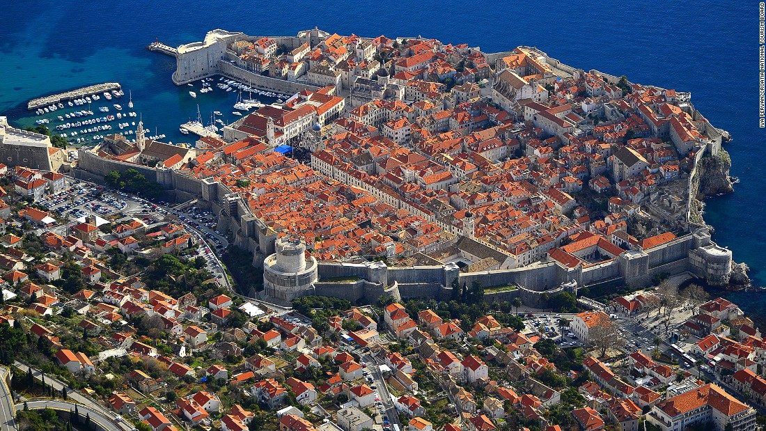 "Dubrovnik's 14th-century city walls are the largest and best preserved in Europe. Thanks to hit TV show ""Game of Thrones,"" they're now among Croatia's more recognizable sights."
