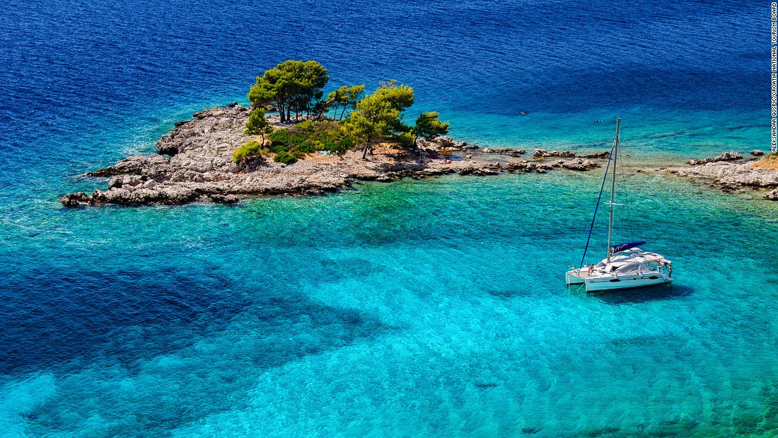 Sikirica is a small peninsula sitting some 20 kilometers from Dubrovnik's old town.