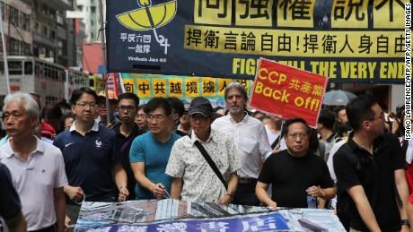 Hong Kong bookseller goes public