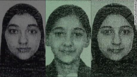 Kerime Amiri, Meryem Amiri, Zehra Amiri