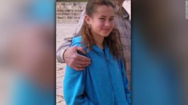 israeli american girl stabbed hallel ariel john kirby sot_00000924
