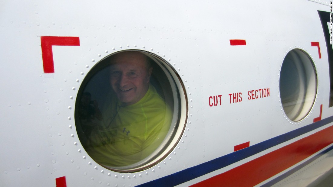 For many avgeeks in the tour group, flying on the 18 was the single biggest reason they'd made the trek to North Korea.