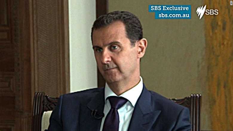 Assad: U.S. created chaos in the Middle East