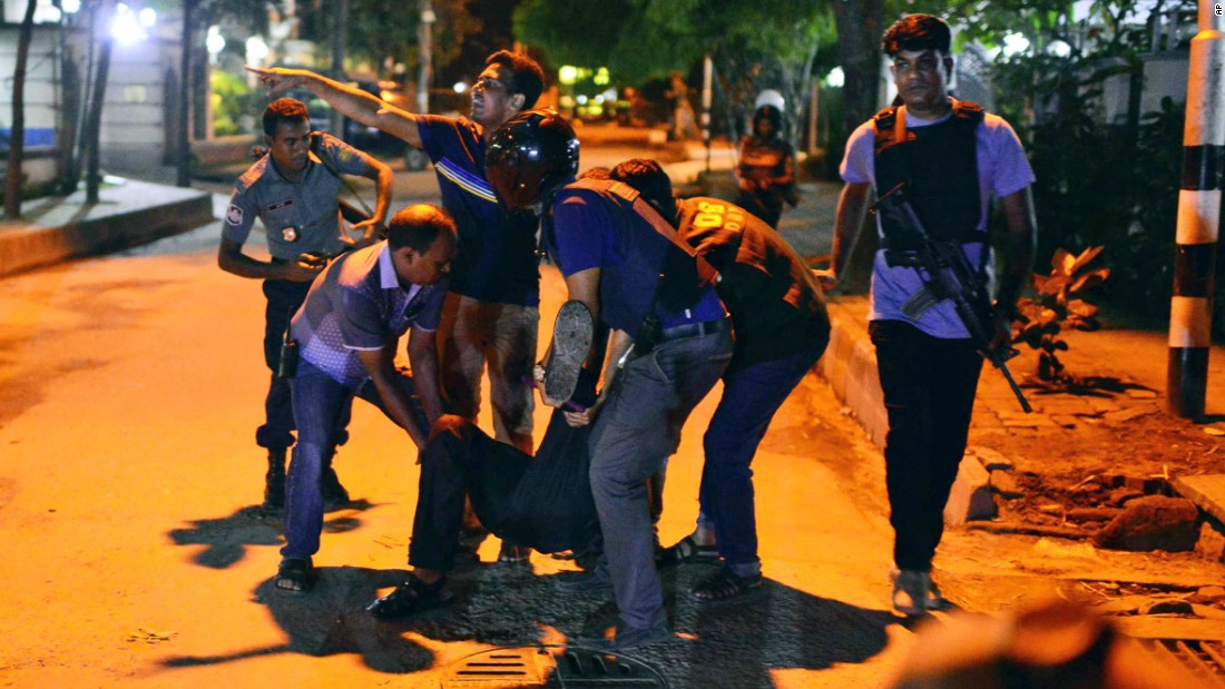 Dhaka hostage standoff: Several people rescued, says police