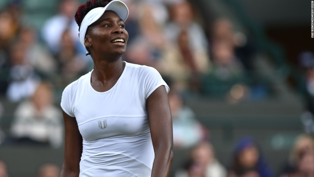 Older sister Venus had an even tougher time. The five-time winner fended off Daria Kasatkina in a 10-8 third set on court 1.