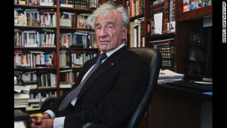 Elie Wiesel in his own words