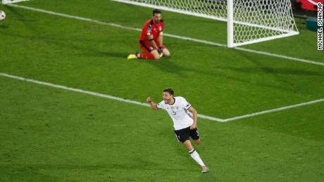 Euro 2016 quarterfinal: Germany vs. Italy