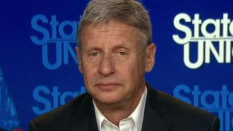 gary johnson intv trump racist sot keilar sotu _00000000