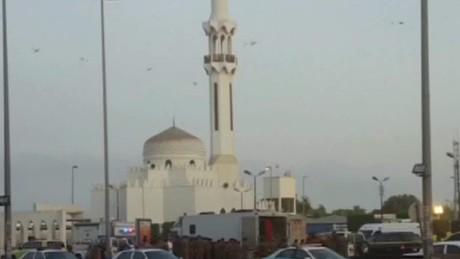 Suicide bomber in Saudi Arabia detonates explosive near US consulate