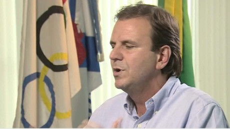 Rio's mayor talks about Olympic concerns