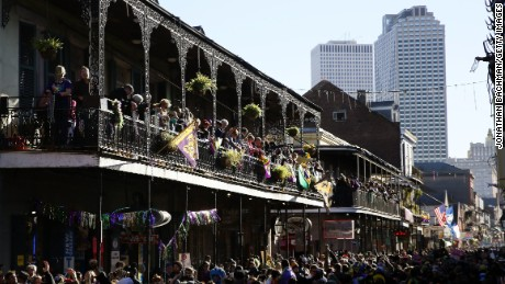 New Orleans will host the 2017 NBA All-Star Game, the league announced Friday.