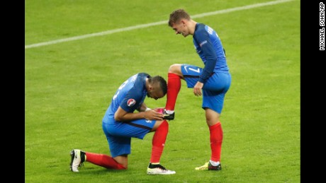 Griezmann has been one of the tournament's undisputed stars.