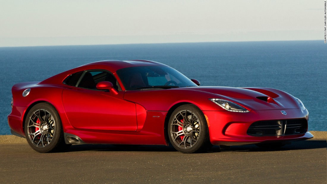 The Viper was killed off in 2010 -- but by 2012 a fresh generation was ready to make its debut.