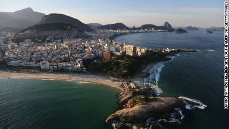 Despite health concerns and it being only a month until the Rio 2016 Summer Olympic Games, neither Picao nor international Olympic authorities recommend moving the sailing venue.