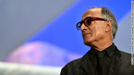 Director Abbas Kiarostami won numerous international awards over an almost five decade career.