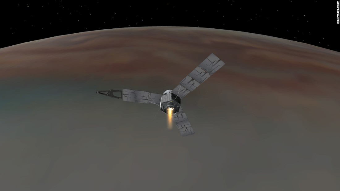 spacecraft missions to jupiter - photo #36