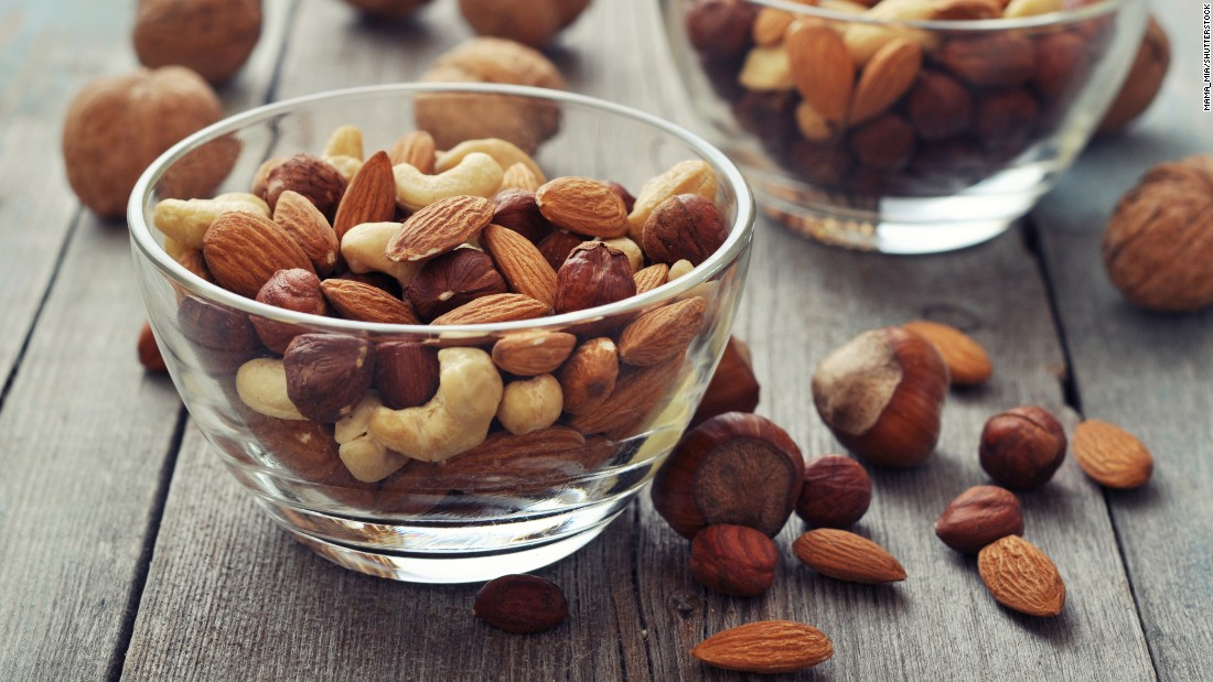 """The study found that if people replaced a mere 5% of their calorie intake from """"bad"""" fats with polyunsaturated fats, they could reduce their risk of death by 27%. <a href=""""http://www.heart.org/HEARTORG/HealthyLiving/HealthyEating/Nutrition/Polyunsaturated-Fats_UCM_301461_Article.jsp#.V3qApfkrIdU"""" target=""""_blank"""">Polyunsaturated fats </a>contain essential fats your body can't produce by itself, such as omega-6 and omega-3 fatty acids. You must get these essential fats through the food you eat. One of the best sources is nuts: Small servings of 10 to 15 nuts can go a long way toward good health."""