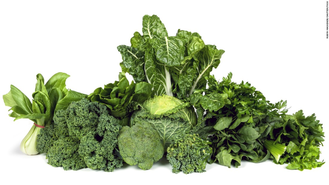 Don't forget your green leafy vegetables. They're also good sources of alpha-linoleic acid and are often protective against cancer.