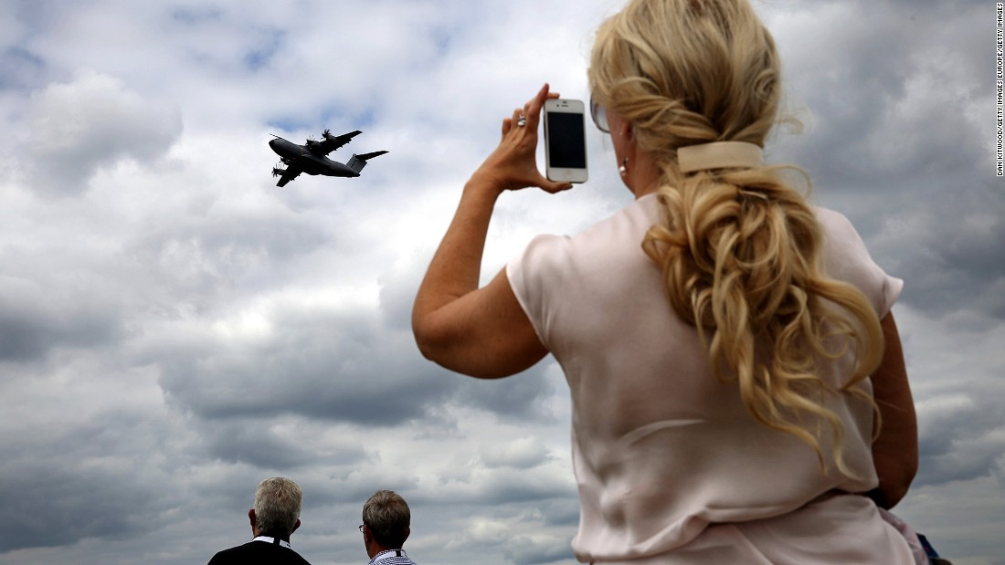 """From July 11 to 17 the small town of <a href=""""http://www.farnborough.com/"""" target=""""_blank"""">Farnborough</a> (some 40 miles southwest of London) will be transformed into the world's aviation capital. One of the biggest airshows on the planet, Farnborough will showcase 99 different kinds of aircraft this year."""