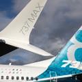 Farnborough Boeing 737 MAX 8 maiden 2 Seattle